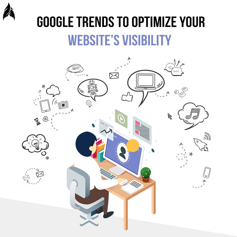 Google Trends to optimize your Website's Visibility on the Internet!