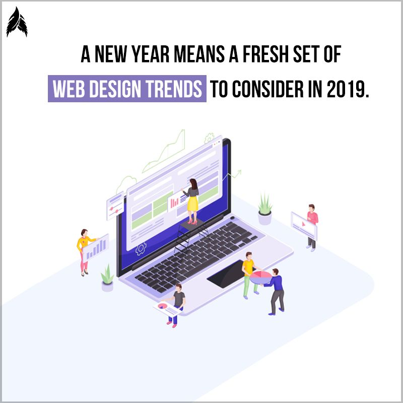 Top Future Oriented Web Design Trends